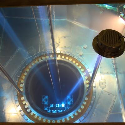Uporaba jedrskega goriva v reaktorju