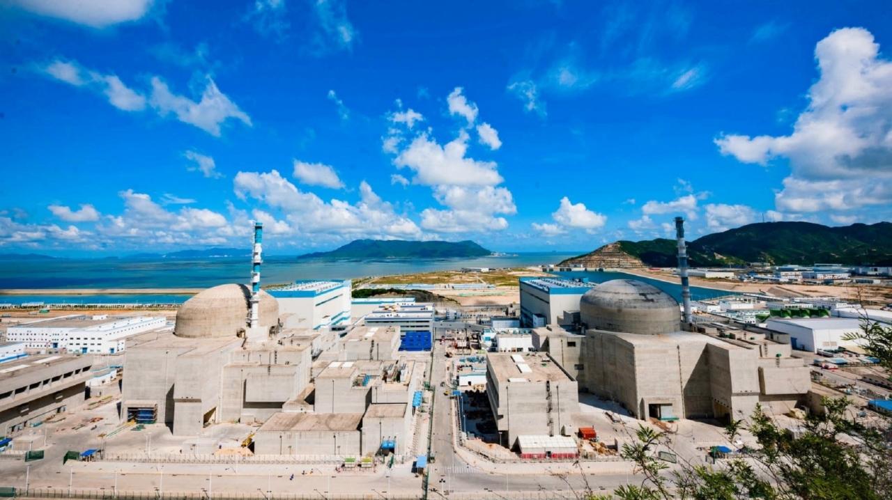 Delovati je začel drugi EPR reaktor