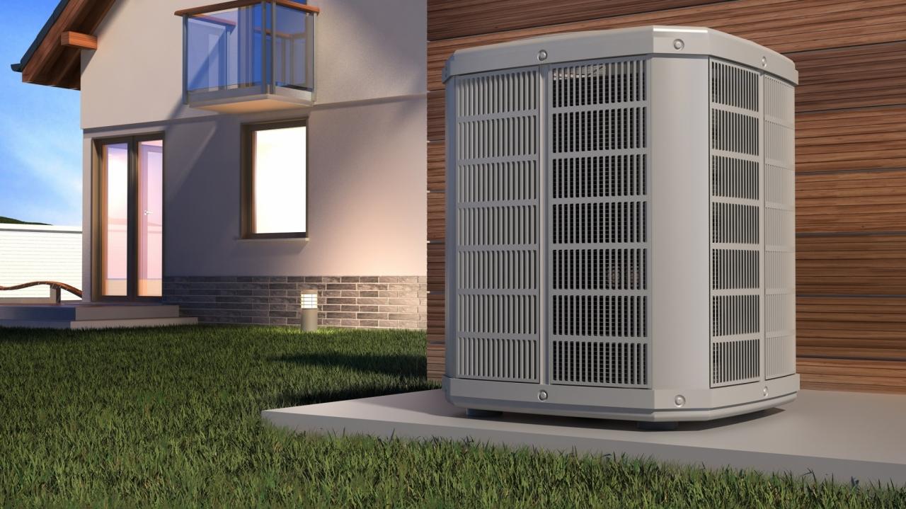 Do leta 2030 se pričakuje večja poraba električne energije tudi zaradi toplotnih črpalk