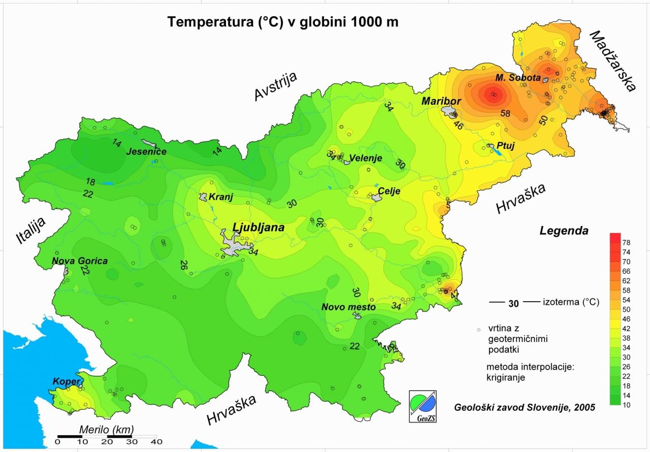 Geološki zavod Slovenije vzpostavil spletni portal eGeologija