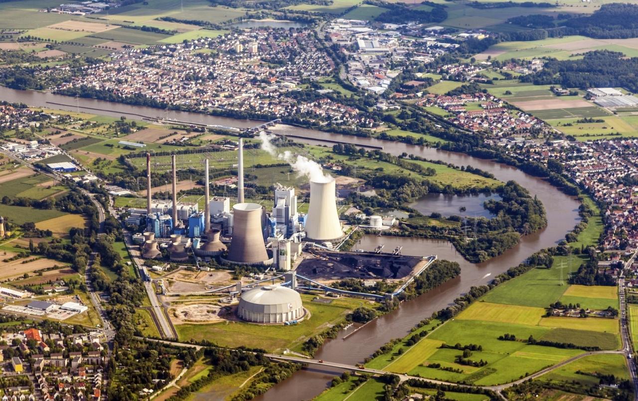 Raziskava o učinkovitosti termoelektrarn na premog