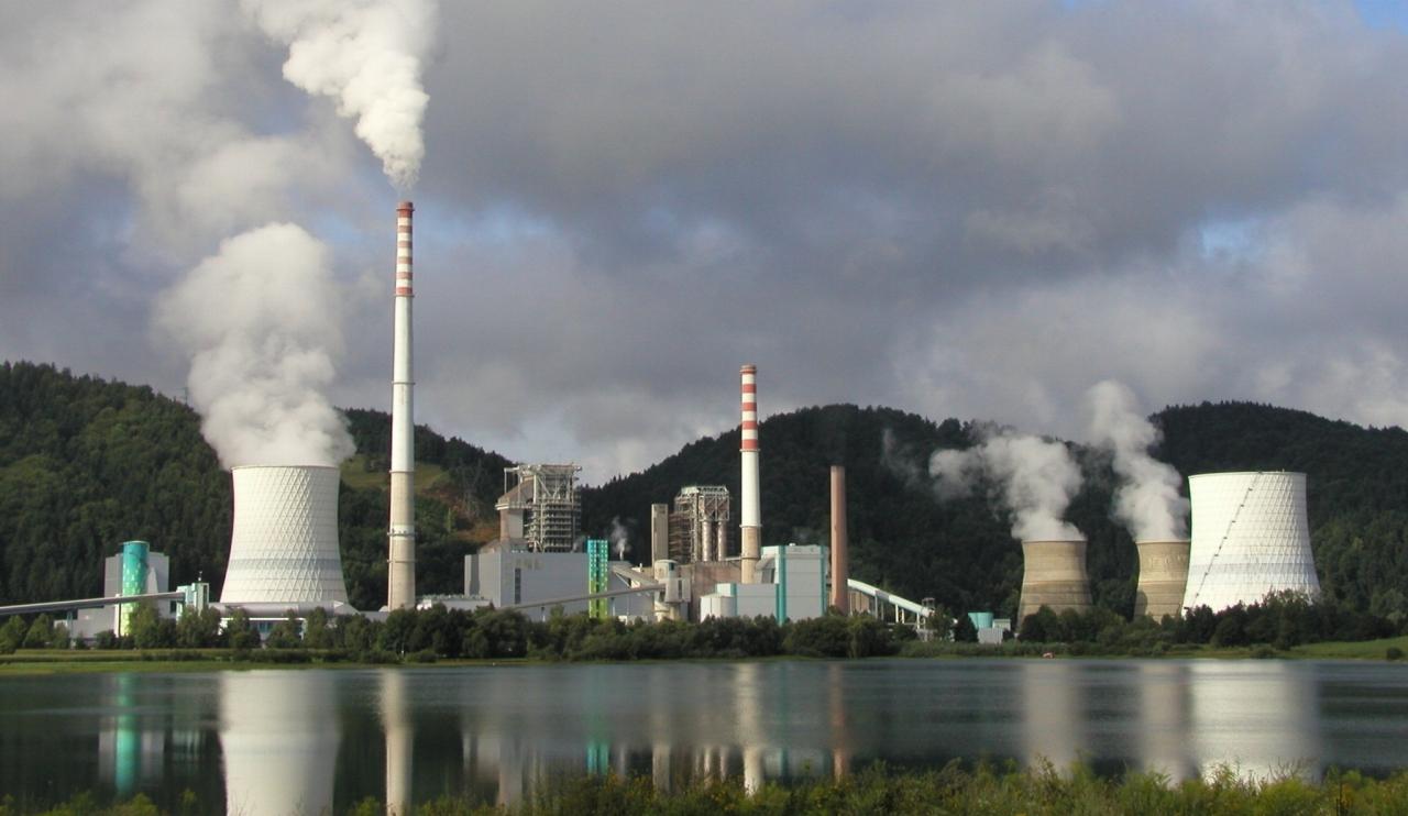 V Termoelektrarni Šoštanj ugasnili blok 4